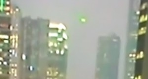 UFO over Hong Kong. (Credit: Vincent Smith/YouTube)