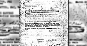 FBI's UFO files from 'The Vault' – Your Need to Know