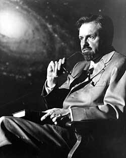 J. Allen Hynek (image: Northwestern University)