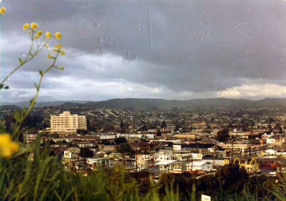 Castro Valley, CA. (Credit: Google)