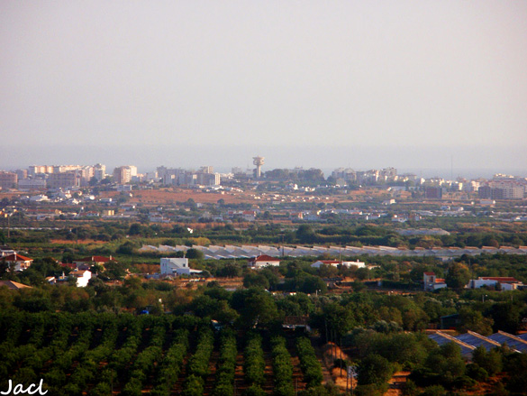 A view of the skyline of the Algarvian capital of Faro. (Credit: Wikimedia Commons)