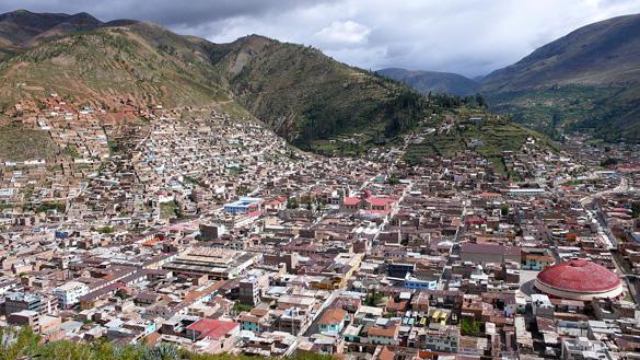 Tarma, Peru. (Credit: Google Maps)