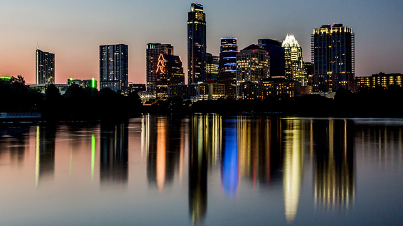 Austin, TX. (Credit: Wikimedia Commons)