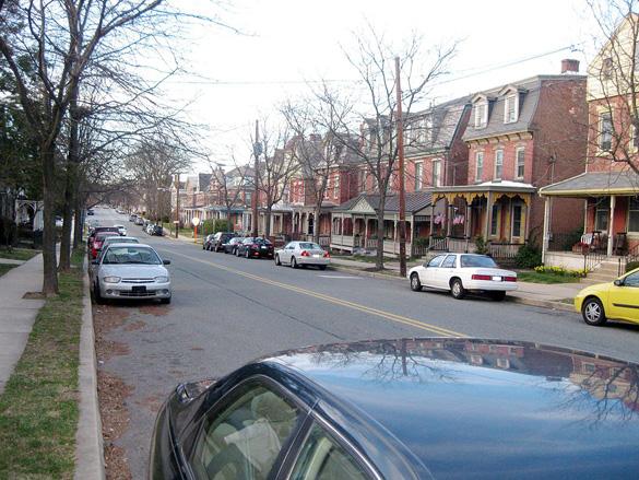 Main Street, Phoenixville, PA. (Credit: Wikimedia Commons)