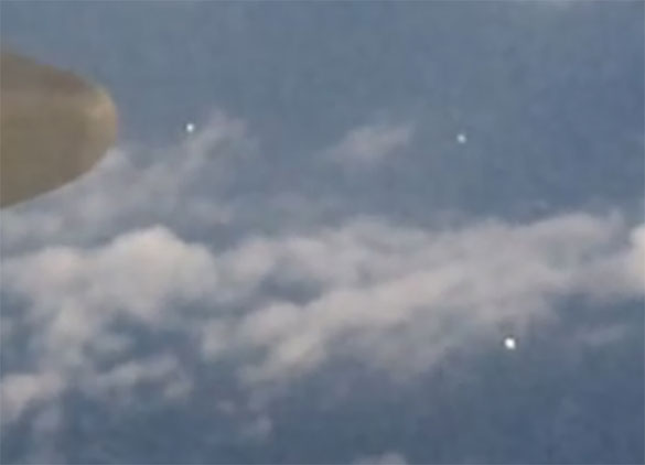Cropped and enlarged still image taken from the witness video. (Credit: MUFON)