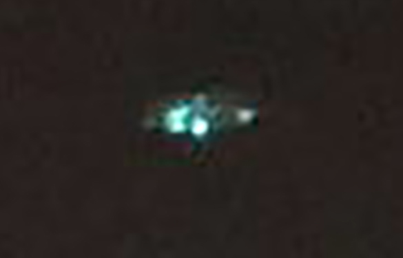 Cropped and enlarged Witness Image 2. (Credit: MUFON)