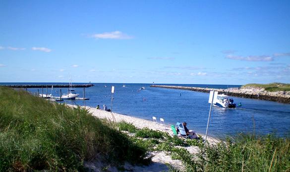 Sesuit Harbor, Dennis, MA. (Credit: Google)
