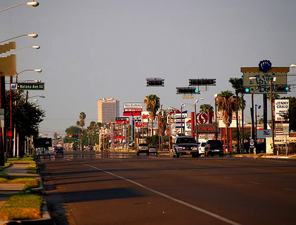 City of McAllen, Texas. (Credit: Wikimedia Commons)