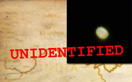 UFOs along India's border remain a mystery