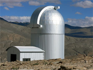 Indian Astronomical Observatory. (Credit: Alin Dev)