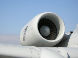 Figure 1: A-10 turbine blades.