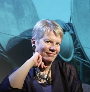 Jill Tarter (Credit: SETI Institute)