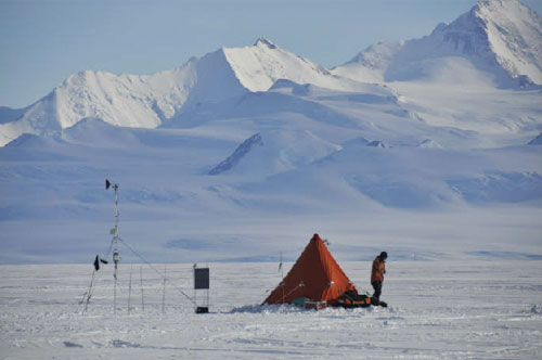 Antarctica's subglacial lake could aid in the search for extraterrestrial life