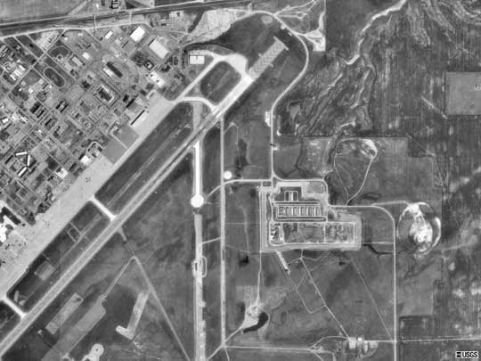 Malmstrom Air Force Base