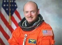 Mark Kelly (credit: NASA)