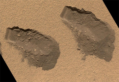 NASA's Curiosity rover detects organic compounds on Mars
