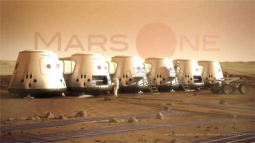 More than 200,000 applicants sign up to colonize Mars