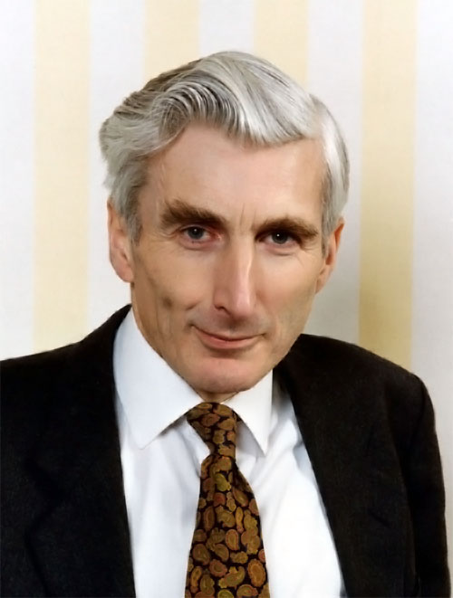 Lord Martin Rees. (Credit: Cambridge)