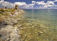 Mono Lake (credit: Michael Gäbler)