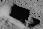 NASA photos show buildings on Moon