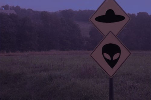 Ohio man calls police after alien encounter