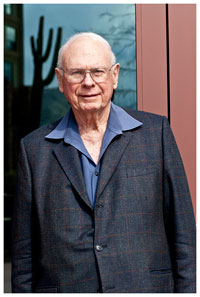 Hon. Paul Hellyer. (Credit: Peter Beste/Open Minds)