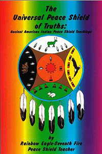 Rainbow Eagle's first book.