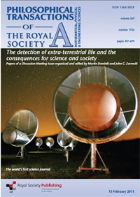 Cover (credit: The Royal Society)
