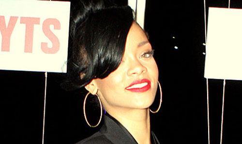 ET enthusiast Rihanna is paying to receive UFO updates