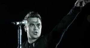 Robbie Williams and Michael Bublé collaborate on UFO song