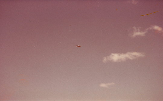 Colfax UFO Photo #1 (credit: UFO Photo Archive)