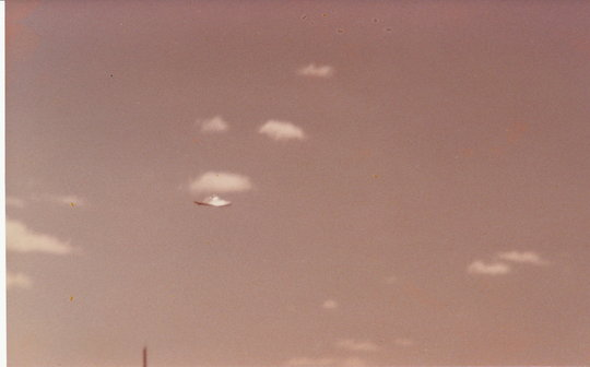 Colfax UFO Photo #4 (credit: UFO Photo Archive)