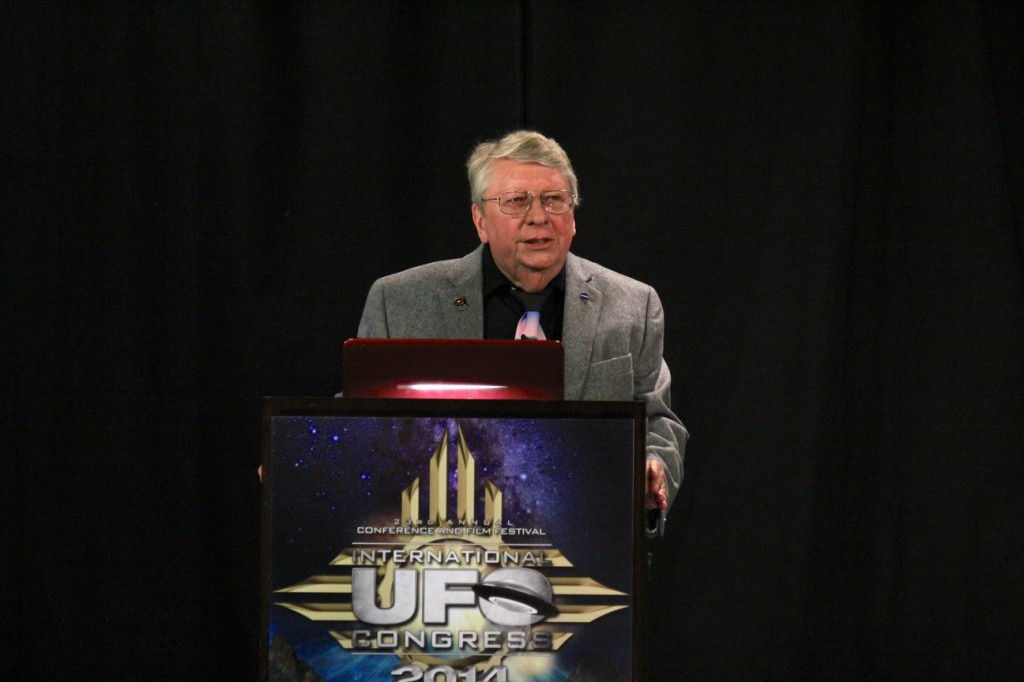 Richard Hoover 2014 UFO Congress