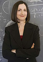 Professor Sara Seager. (Credit: MIT)