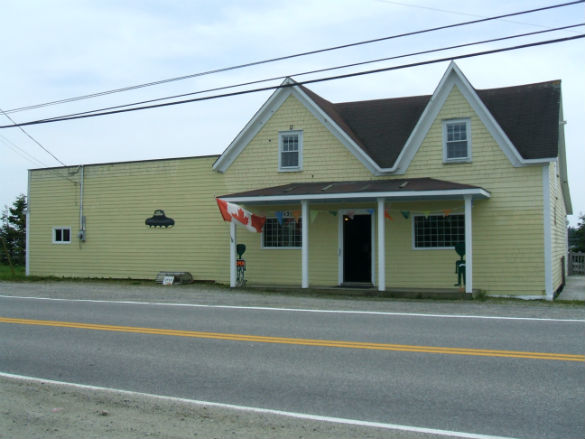 The Shag Harbour Incident Society Museum. (Credit: Shag Harbour Incident Society)