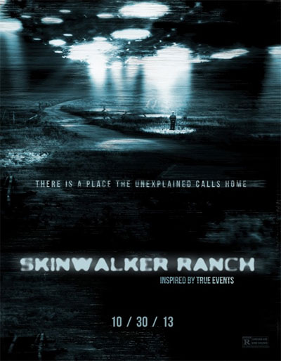 Theatrical poster for Skinwalker Ranch. (Credit: Deep Studios)