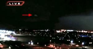 UFO over St. Louis. (Credit: Fox 2)