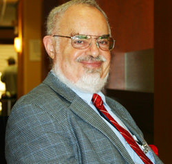Stanton Friedman in Roswell in 2010. (image credit: Alejandor Rojas)