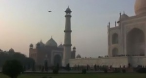 Taj Mahal UFO video detracts from Indian army UFO sightings