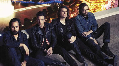 The Killers drummer recalls Nevada UFO sighting