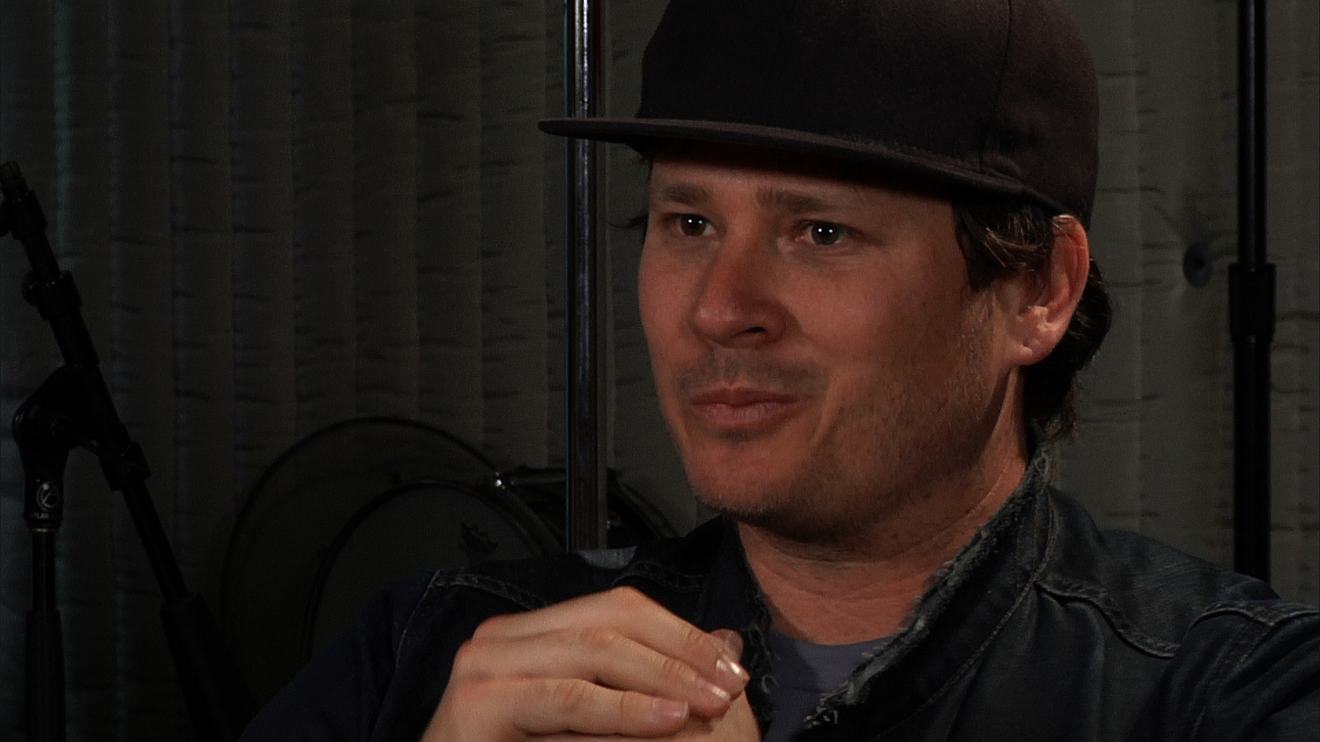 Tom DeLonge. (Credit: Open Minds)