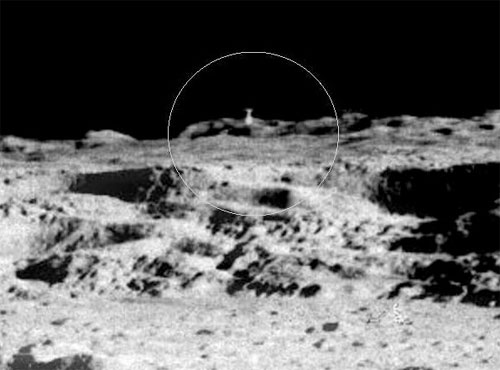 Is the US Congress investigating alien bases on the moon?
