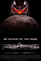 Transformers movie poster (credit: Paramount Pictures)