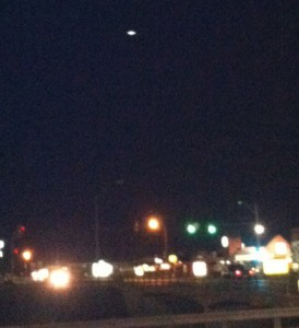 UFO over Euless