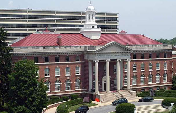 Walter Reed Military Hospital