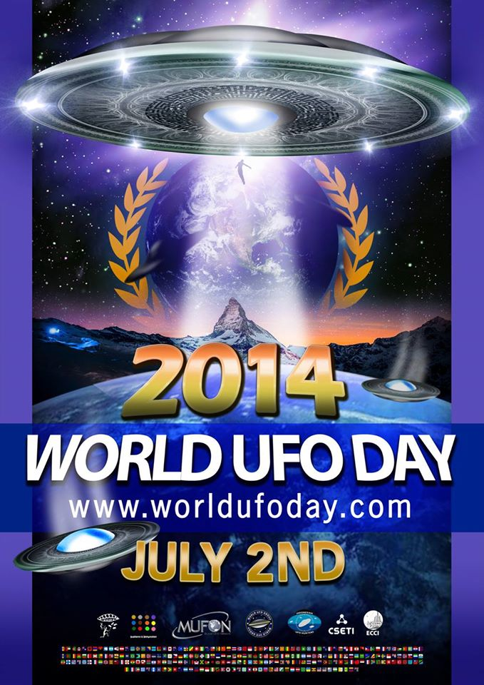 World UFO Day 2014