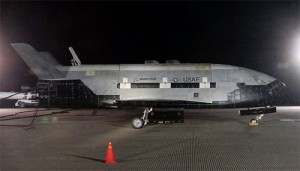 Air Force's mysterious space plane readies for another launch
