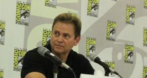 Chuck Zukowski at San Diego Comic-Con. (Credit: Jason McClellan)