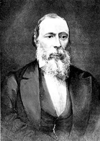 Jean-Charles Houzeau portrait from Popular Science Monthly in 1891. (Credit: Popular Science Monthly)