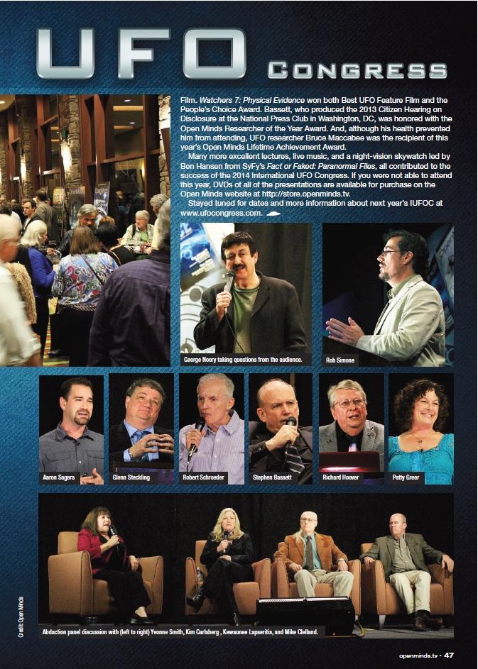 2014 UFO Congress Review pt. 3